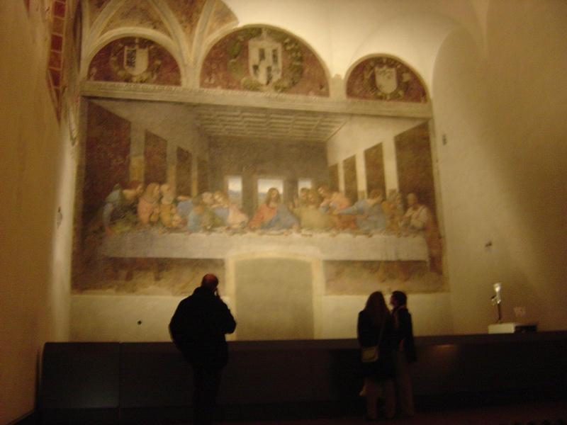 Cenáculo Vinciano, Milan