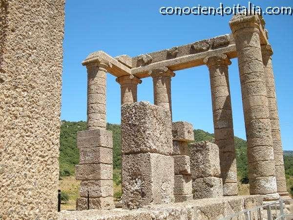 Piscinas Cerdeña – Desierto, ruinas antiguas y playa (fotos)