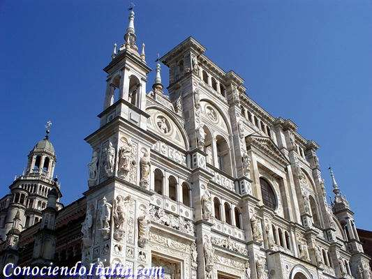 Pavia - Certosa