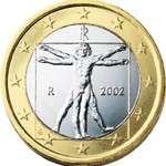Los Euros Italianos y dónde ver el original