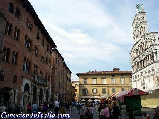 Fotos de Lucca, Toscana