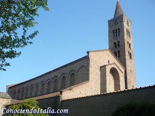 San Juan evangelista Ravenna