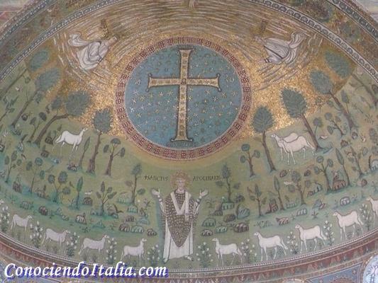 Conocer los Mosaicos de Ravenna, Patrimonio Mundial de la Humanidad de la UNESCO