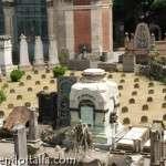 Fotos Cementerio Monumental de Milán