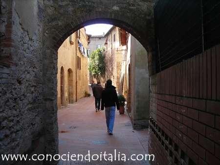 Callejuelas de Volterra