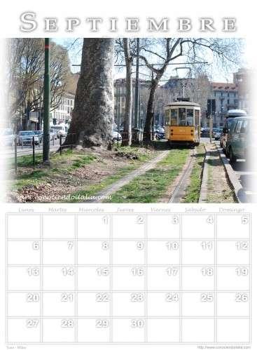Tram Milán