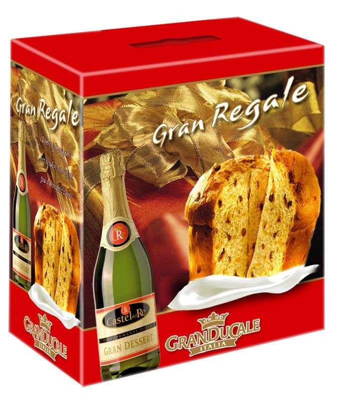 El Panettone: el tipico dulce navideño Italiano!