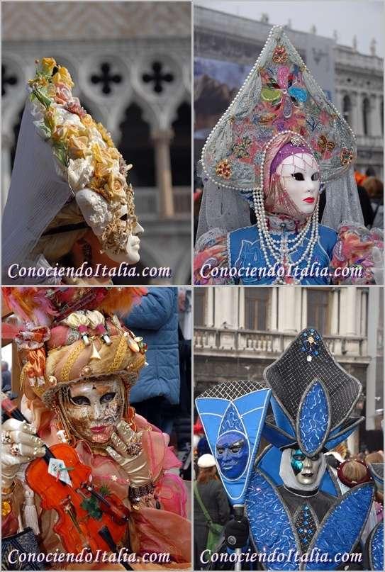 Carnaval de Venecia 2017 – Fechas y eventos más importantes