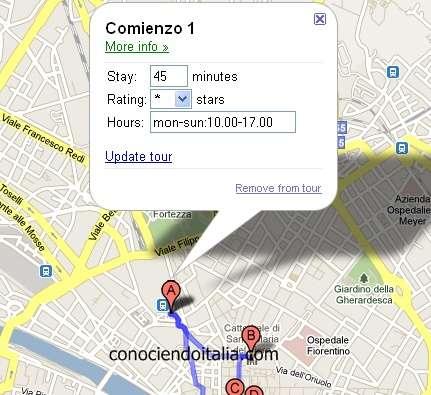 Como usar Google CityTours – Para preparar tu viaje low Cost en Italia