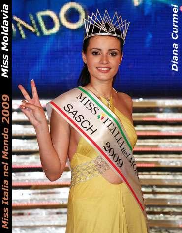 Miss Italia en el Mundo – Belleza italiana internacional