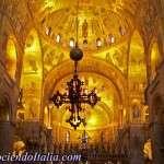 Fotos del Interior de la Basílica de San Marcos de Venecia