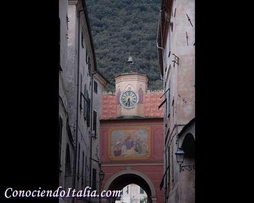 Fotos de la ciudad de Loano (región Liguria )