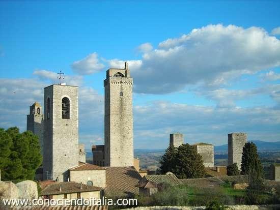 San Gimignano – Qué ver, mapa y cómo llegar