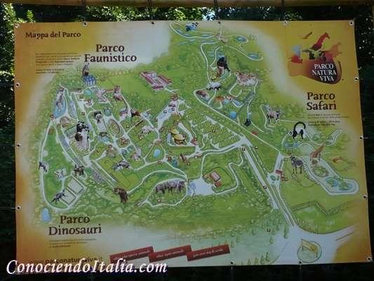 Cuáles son los mayores parques de atracciones en Italia
