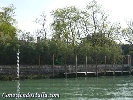 Fotos de la isla de Sant'Erasmo, cerca de Venecia