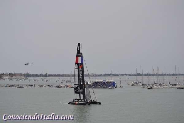 America's Cup en Venecia