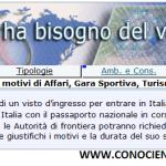 Cómo saber si necesitas o no visa turística para entrar en Italia