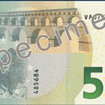 Conoce el nuevo billete de 5 euros – Nueva serie Europa