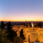 Terrazza del Pincio – Roma romántica – Lugares San Valentín