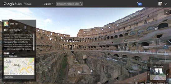 5 Visitas virtuales de Italia con Google Street View – Conocer Italia con Google Maps