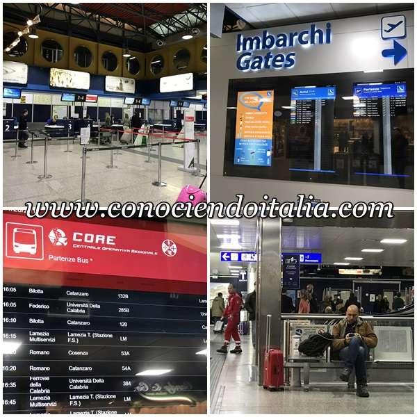 Aeropuerto Lamezia Terme - Calabria