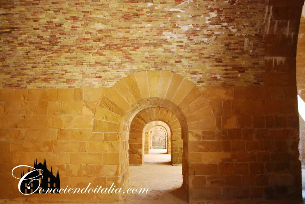 En las entrañas del Castillo Maniace - Siracusa