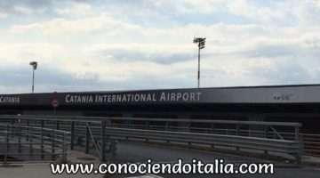 Aeropuertos de Sicilia – Cómo llegar hasta las principales ciudades