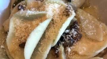 Corzetti pasta típica ligure – Desde el renacimiento a nuestros días