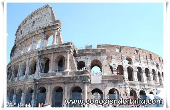 Foto Coliseo de Roma