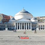Plaza del Plebiscito de Nápoles  – Historia y leyendas