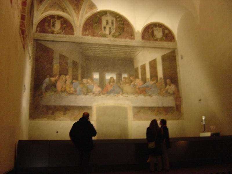 Cenáculo - Leonardo da Vinci