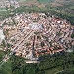 Palmanova ciudad fortaleza a forma de estrella