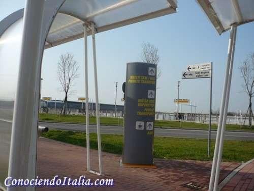 Aeropuerto 13 venecia - Marco aldany puerto venecia ...