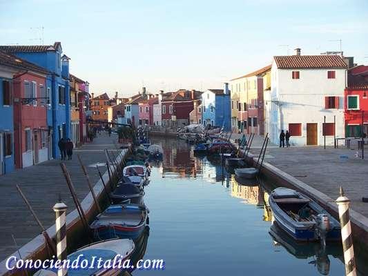 Burano – Qué ver y hacer en Burano – Laguna de Venecia
