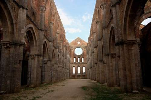 Abadíia de San Galgano