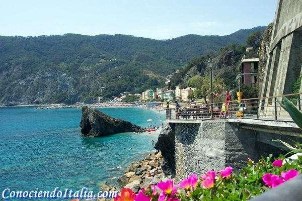 Qué ver y hacer en Monterosso al mare – Cinque Terre.
