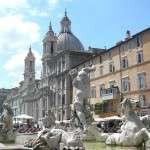 """Itinerario turístico de """"Angeles y Demonios"""" por Roma, Parte 2 de 2."""