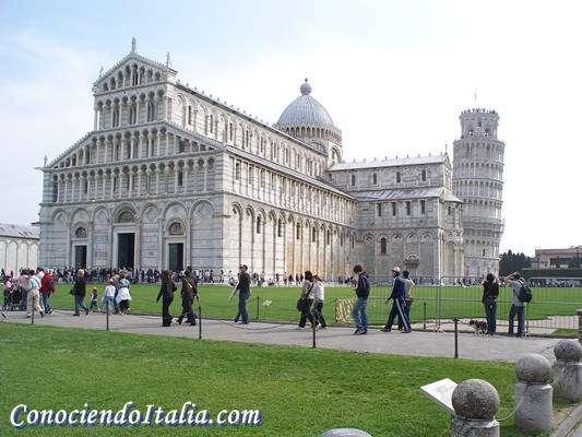Lista Sitios Patrimonio de la UNESCO en Italia- parte I