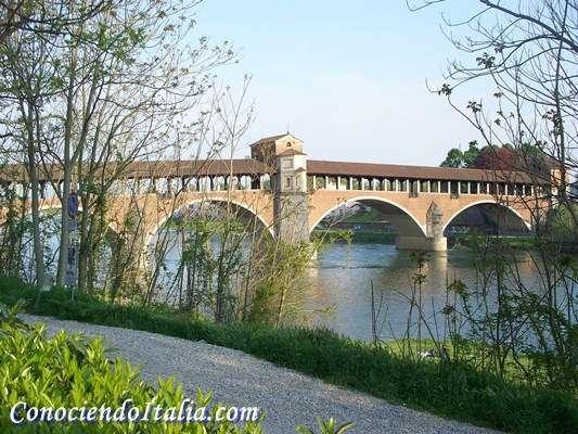 que ver y hacer en Pavia