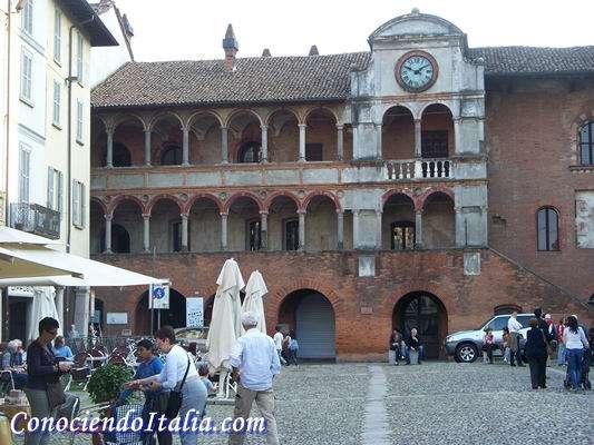 Que ver en Pavia