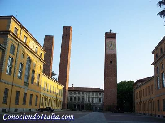 Principales atracciones que ver en Pavia