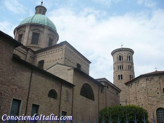 iglesias de Ravenna
