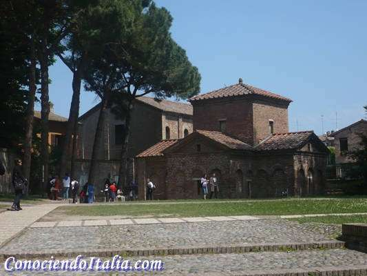 Que visitar en Ravenna