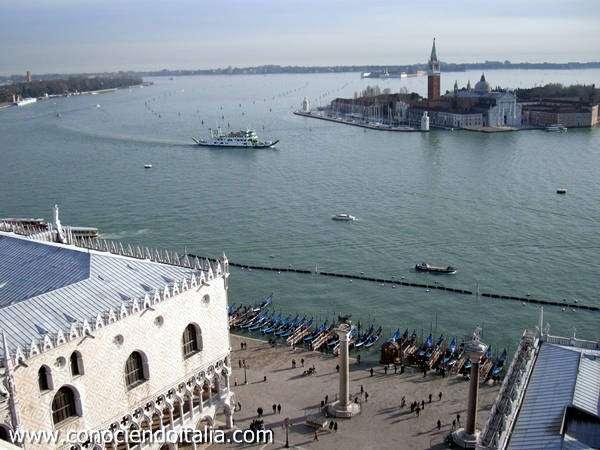 Subir al campanario de Venecia - Inovidable experiencia