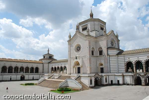 Cementerio Monumental de Milán – Horario, precio y ubicación