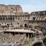 El Coliseo de Roma: uno de los monumentos más visitados del Mundo