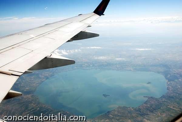 Italia desde el cielo