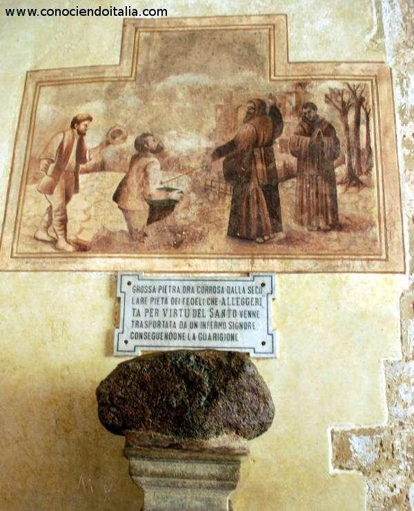 Piedra del milagro