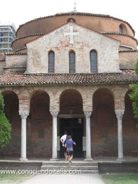 Que ver y hacer en Torcello - Iglesia