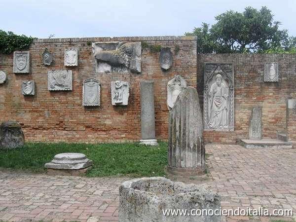 que visitar en Torcello - museo